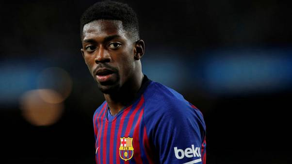 Stop being late and prove your value, Rivaldo urges Barca's Dembele