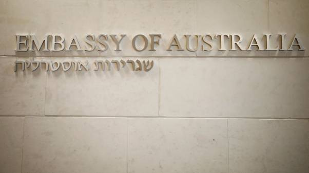 Australian government discusses moving Israel embassy to Jerusalem