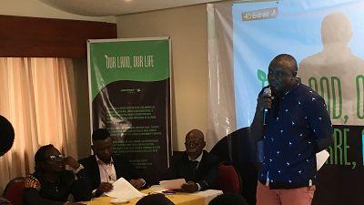 Greenpeace Afrique et des artistes camerounais lancent une campagne contre l'accaparement des terres