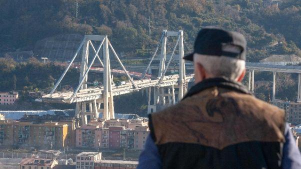 Ponte: resti confermano ammaloramento