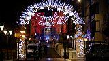 Gunman kills three people in French Christmas market, flees