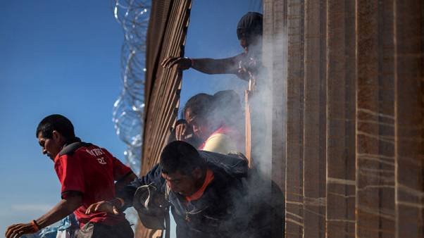Trump administration official defends use of tear gas at Mexico border