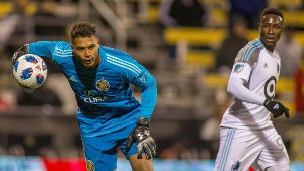 Man City agree deal to sign U.S. goalkeeper Steffen