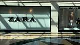 Zara owner Inditex reports four percent profit growth
