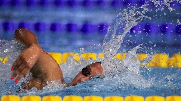 Nuoto, azzurri conquistano 4 finali
