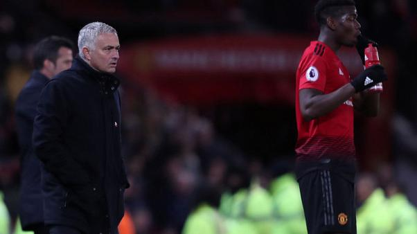 Mourinho urges Pogba to lead by example against Valencia