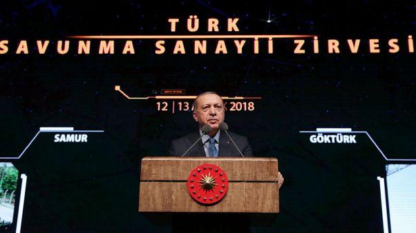 Turkey will start operation east of Euphrates in Syria in a 'few days', Erdogan says