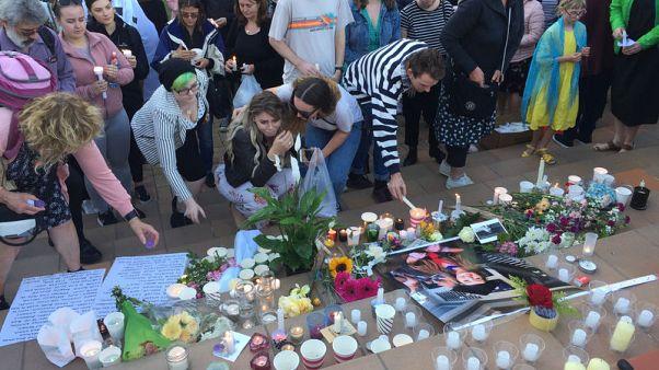 New Zealand holds candlelight vigils for murdered British backpacker