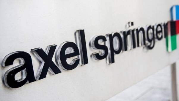 Axel Springer weighs possible split of content, classifieds - CEO
