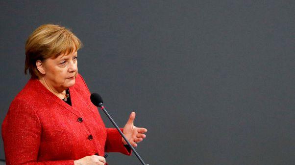 Germany backs extending EU sanctions against Russia - Merkel