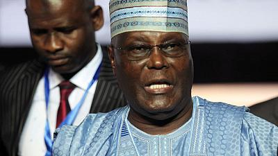 Nigerian opposition candidate signs election peace accord