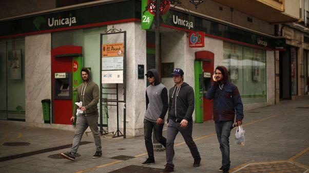 Spain's Liberbank, Unicaja confirm deal talks, lifting shares