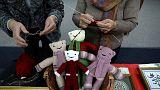 Nazareth preserves its Arab traditions as Christmas nears