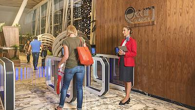 Moroccan Airports Authority (ONDA) Partners with National Aviation Services (NAS) to bring Innovation to Airports in Marrakech with E-gates at Pearl Lounge