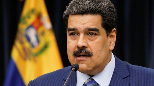 Venezuela's Maduro accuses U.S. of plotting to assassinate him
