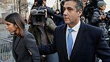 L'ex-avocat de Trump Michael Cohen, qui charge son ancien patron, condamné à 3 ans