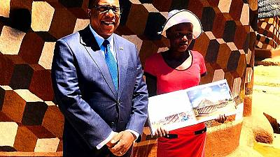 United States supports preservation of Ndebele art and culture