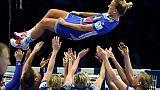 Euro dames de hand: la Suède s'impose, la France doit faire au moins match nul pour aller en demie