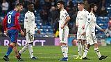 Champions: Real Madrid-Cska Mosca 0-3