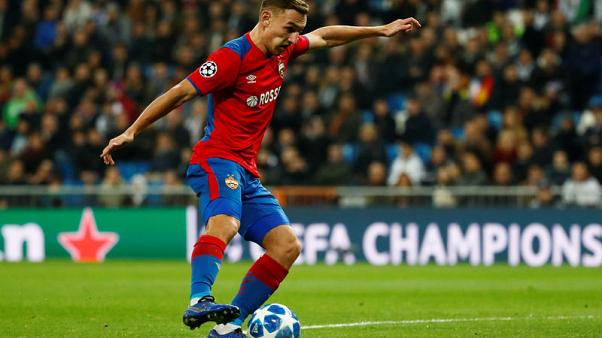Real Madrid stunned at home by CSKA but Plzen sneak into Europa League