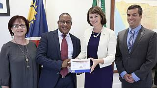 Centers for Disease Control and Prevention (CDC) provides 600 hepatitis E rapid test kits to the Ministry of Health and Social Services