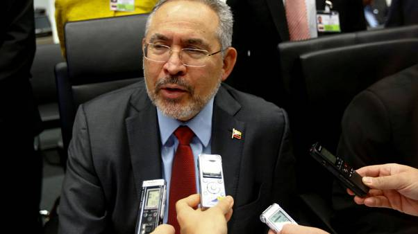 Ex-Venezuelan oil minister Martinez dies in state custody - sources
