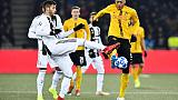 Champions: Young Boys-Juventus 2-1