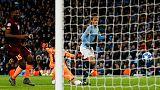 Man City win group as Sane double sinks Hoffenheim