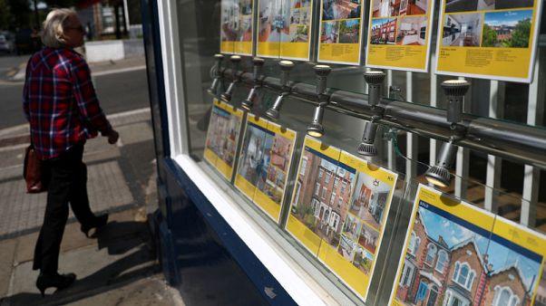 Brexit worries push UK house price gauge to six-year low - RICS