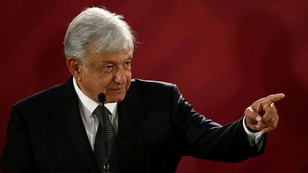 Mexican president says discussed joint programme on migration with Trump