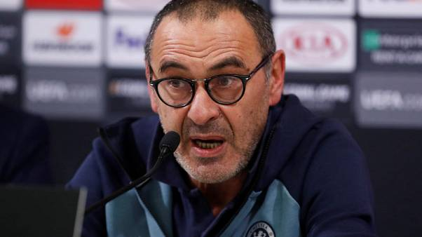 Alleged racist abuse of Sterling 'disgusting', says Sarri
