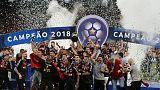 أتليتيكو بارانينسي يحرز لقب كأس سودامريكانا