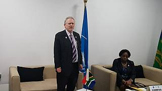 South Africa deposits the Instrument of Ratification of the agreement establishing the Tripartite Free Trade Area (TFTA)