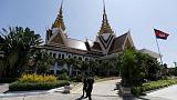 Cambodia allows banned politicians to seek lifting of curbs
