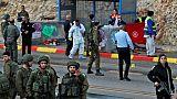 Cisjordanie: deux Israéliens tués dans une attaque à l'arme à feu