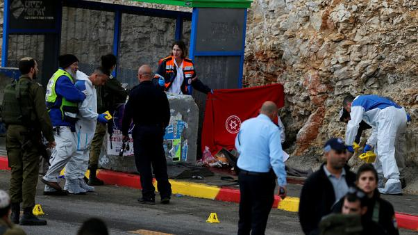 Palestinian gunman kills two, wounds two in West Bank - Israeli medics