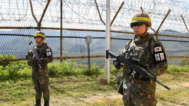 South Koreans argue over plan for objectors to substitute military service
