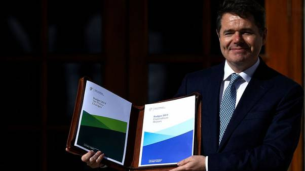 Ireland on track to hit GDP target for 2018 - minister