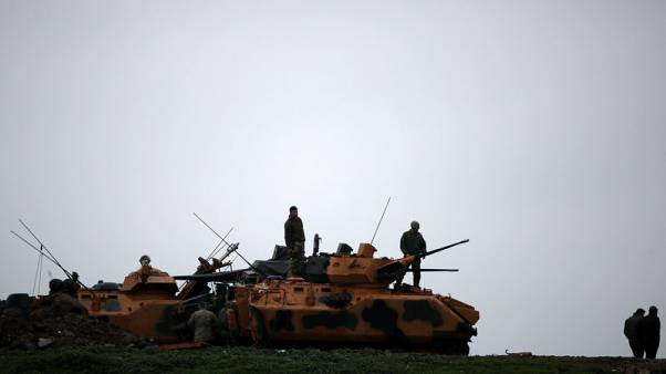 Up to 15,000 Syrian rebels ready to back Turkish operation in northeast