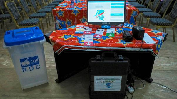 Congo fire destroys thousands of voting machines for presidential election