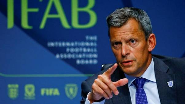 English FA chief executive Glenn resigns