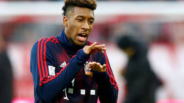 Soccer - Fit-again Coman is key to Bayern improvement