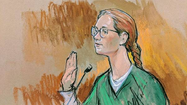 Butina admits being Russian agent, pleads guilty in U.S. to conspiracy