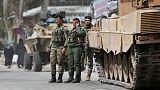 ما يصل إلى 15 ألفا من مسلحي المعارضة السورية مستعدون لدعم هجوم تركي