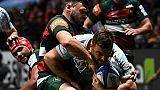 Rugby: Leicester, des Tigres de papier