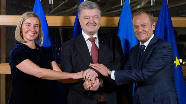 EU leaders to pledge support for Ukraine at summit