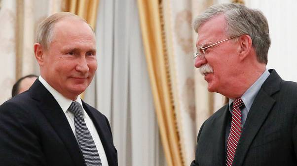 U.S. to counter China, Russia influence in Africa - Bolton