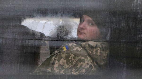 Captured Ukrainian navy captains tell Russia - we won't testify