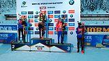 Biathlon: Wierer vince sprint Hochfilzen