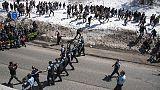 No Border condannati per corteo Claviere